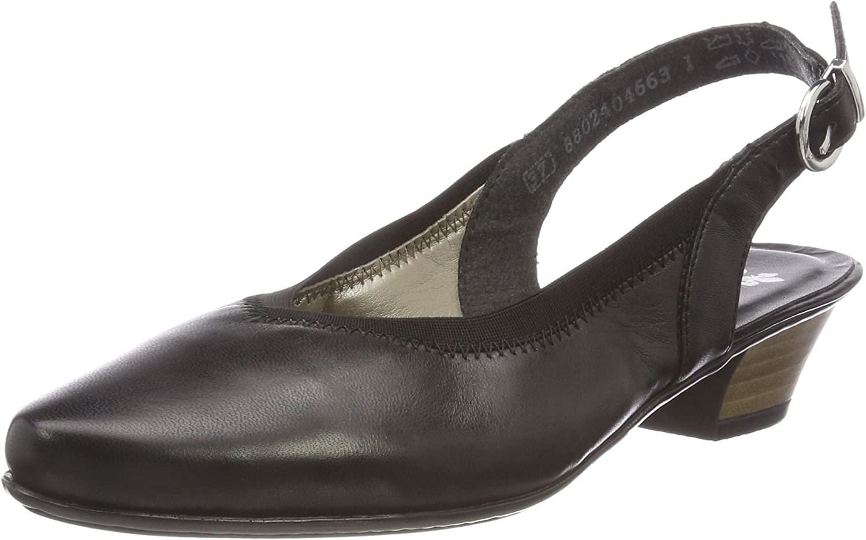 Chaussures et Sacs Rieker 58063 Femme Escarpins à Bride
