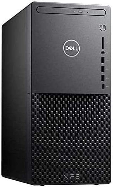 2021 Flagship Dell XPS 8940 Business Tower Desktop Computer 10th Gen Intel Octa-Core i7-10700 16GB RAM 512GB SSD Integrated Intel UHD Graphics 630 USB-C DisplayPort WiFi Win10