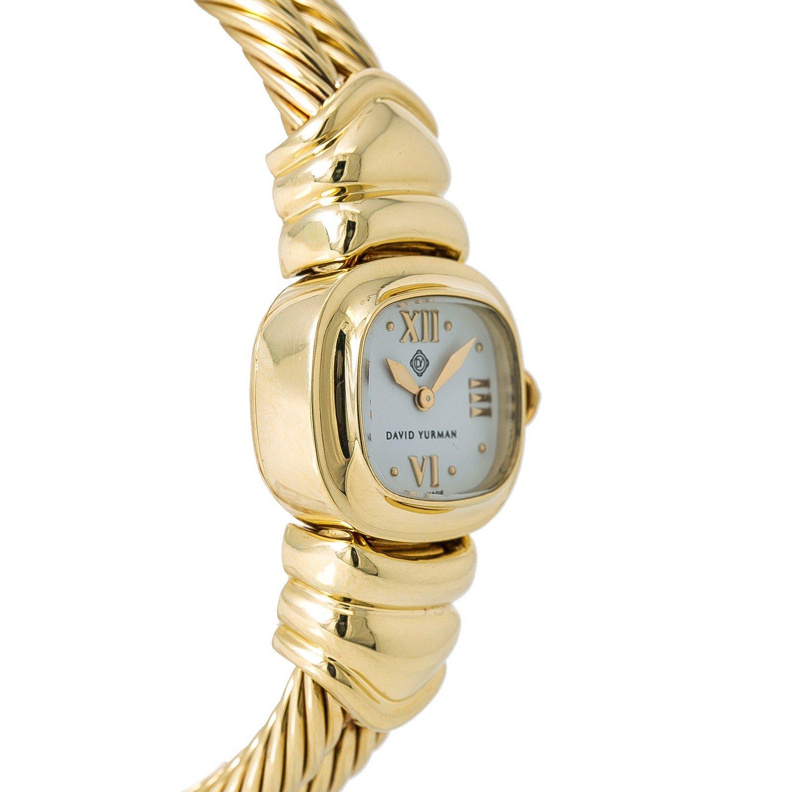 David Yurman Bangle Watch quartz womens Watch T-3833 (Certified Pre-owned) by David Yurman (Image #5)