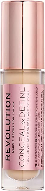 Makeup Revolution Conceal & Define Full Coverage Conceal & Contour C6,