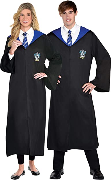 Party City Ravenclaw - Disfraz de Halloween para Adultos, Harry ...