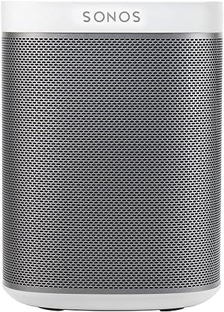 Sonos Play 1 Smart Speaker Weiß Elektronik