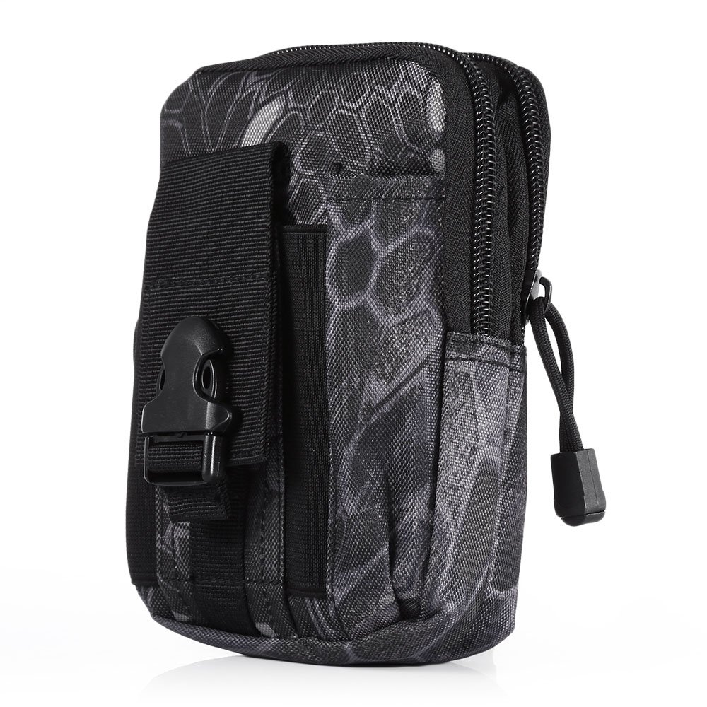 Outlife Tactical Molle Multifunction Waterproof Outdoor Sports Waist Bag Pack
