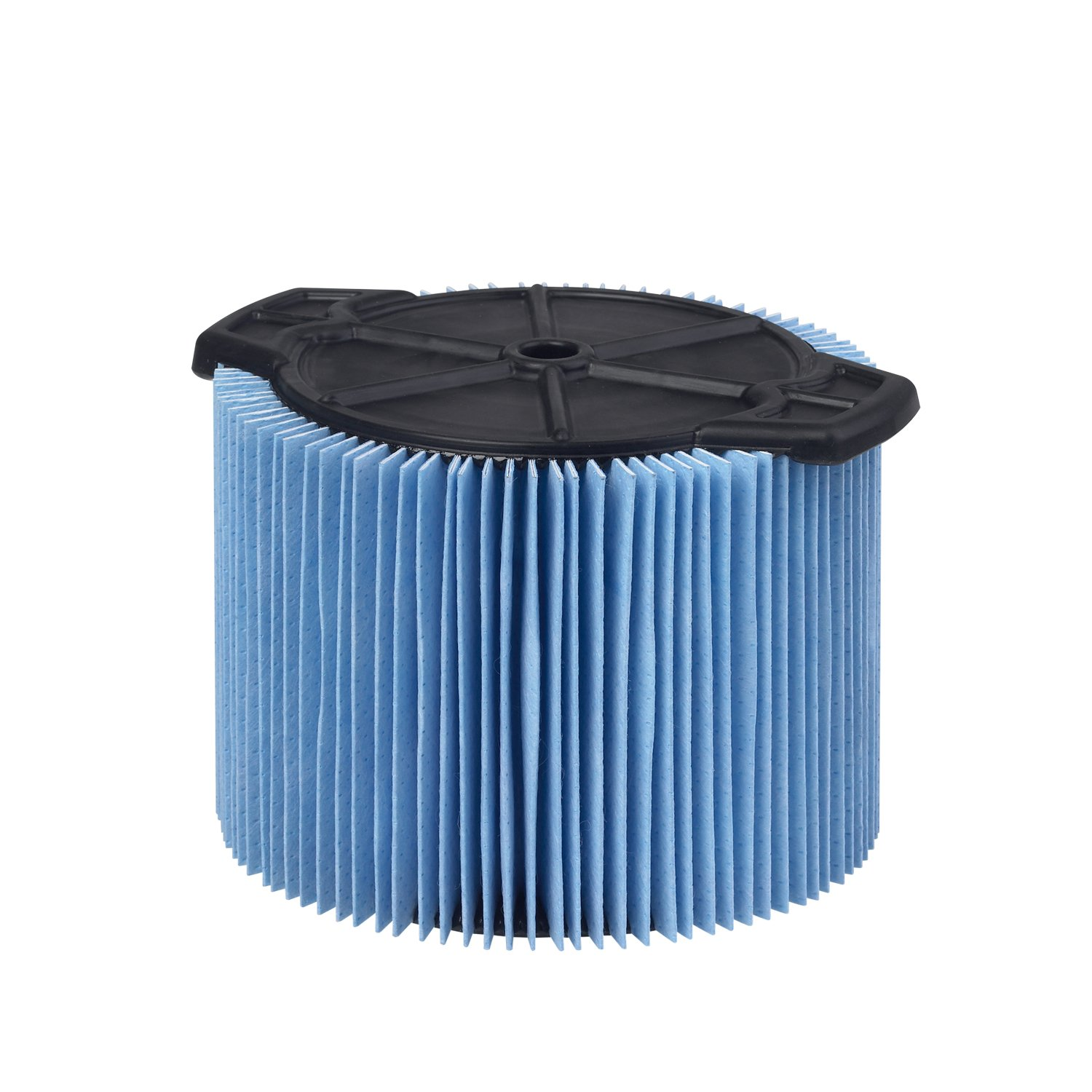 WORKSHOP Wet Dry Vac Filter WS12045F Fine Dust Wet Dry Vacuum Filter (Single Shop Vacuum Cleaner Filter Cartridge) For WORKSHOP  3-Gallon to 4-1/2-Gallon Shop Vacuum Cleaners