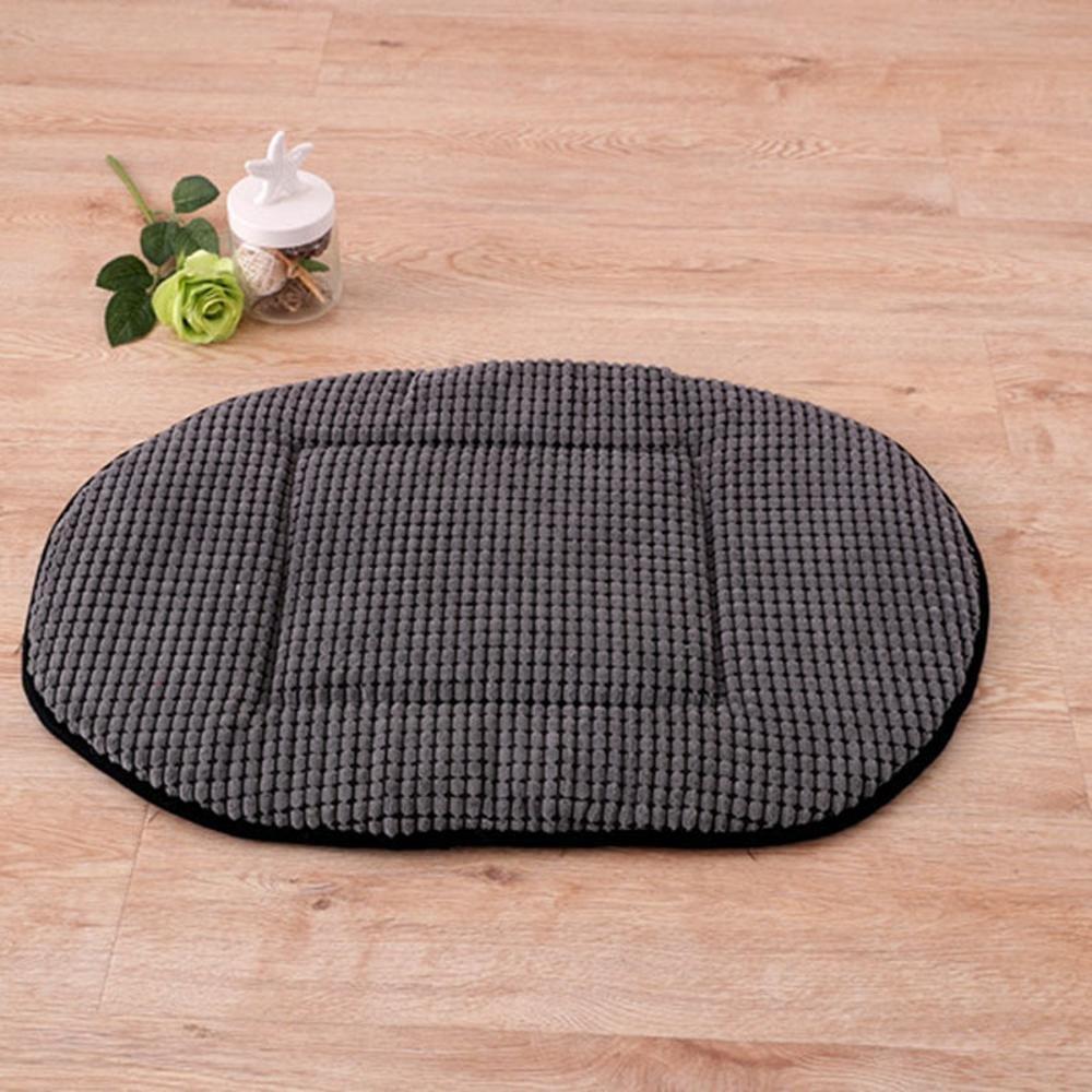 C Desti Flakes Pet Bolster Dog Bed Comfort Dog mat (color   C)