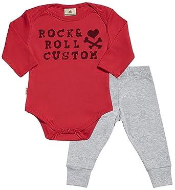Regalos Bebe Personalizados Amazon.Spoilt Rotten Personalizados Bebe Rock Roll Custom Baby