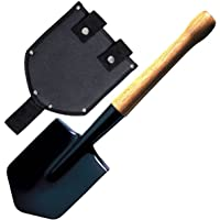 Cold steel Special Forces Shovel – Pales (Noir, bois, bois)