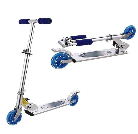 acecoree aluminio Scooter Patinete con rodamientos ABEC9 120 ...