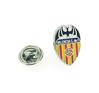 Pin de Solapa Valencia Club de Fútbol Color: Amazon.es: Joyería