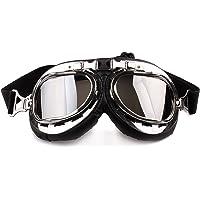 Gafas protectoras de moto en estilo vintage, gafas
