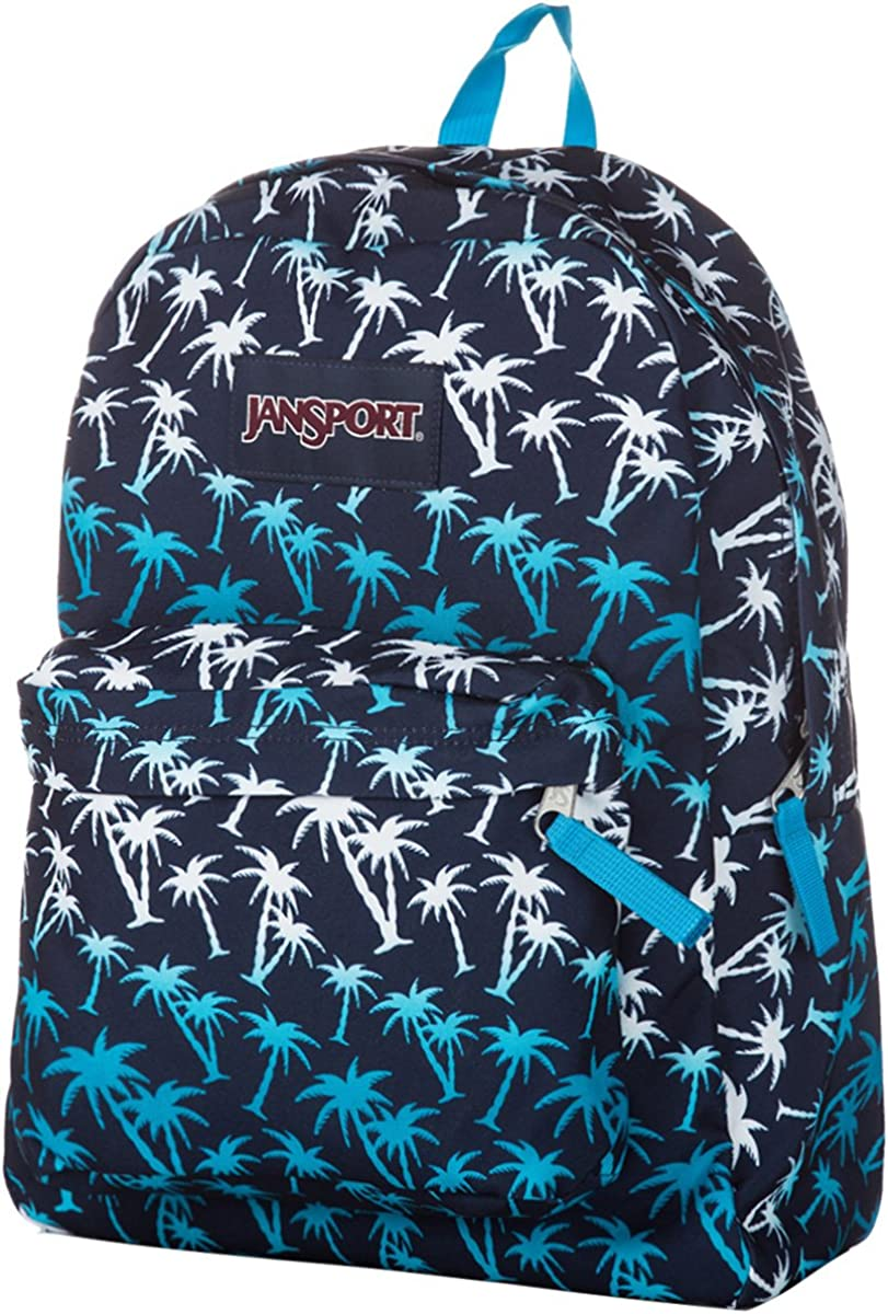 Jansport Superbreak T5010DS Navy Moonshine Island Ombre Backpack