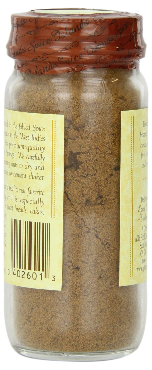 Spice Islands Nutmeg, Ground, 2.1-Ounce (Pack of 3) by Spice Island (Image #4)