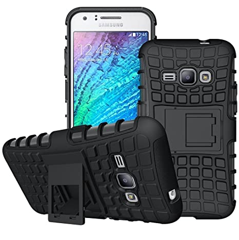 brand new e5ed2 334a3 Vingly TYRE CASE Back cover with Kick Stand for Samsung: Amazon.in ...