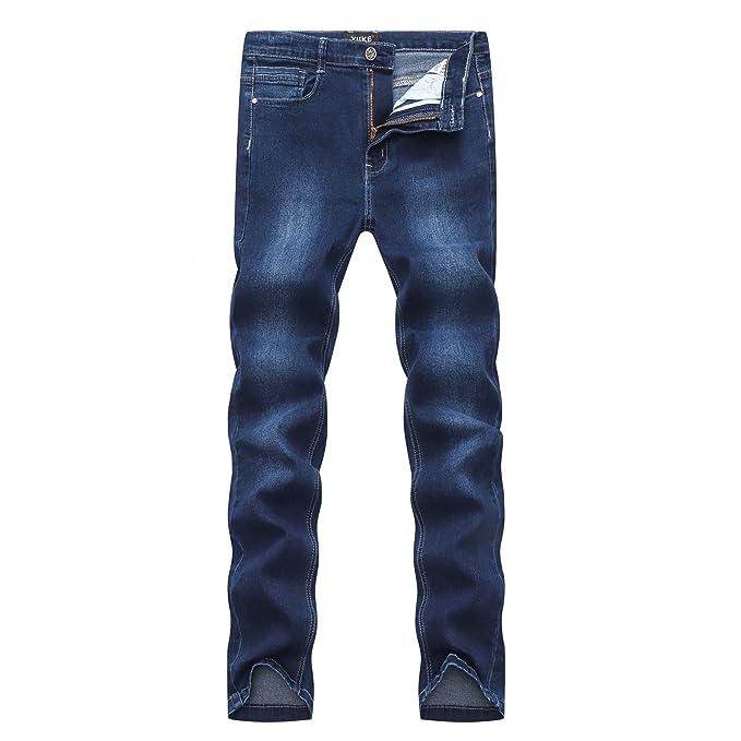 Amazon.com: Pantalones de chándal ajustados para niño, color ...