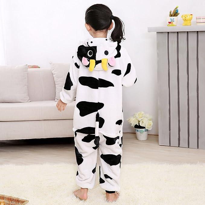 Amazon.com: Suyu Unisex Children Animal Pajamas One-Piece Cosplay Sleepwear Onesies Pajamas Nightwear: Clothing
