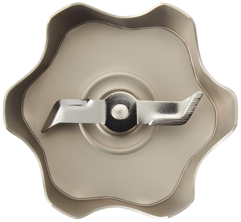 Braun Metallschaft kpl., weiß/chrom, MR5000/MR6000 4191/4192: Amazon.es: Hogar