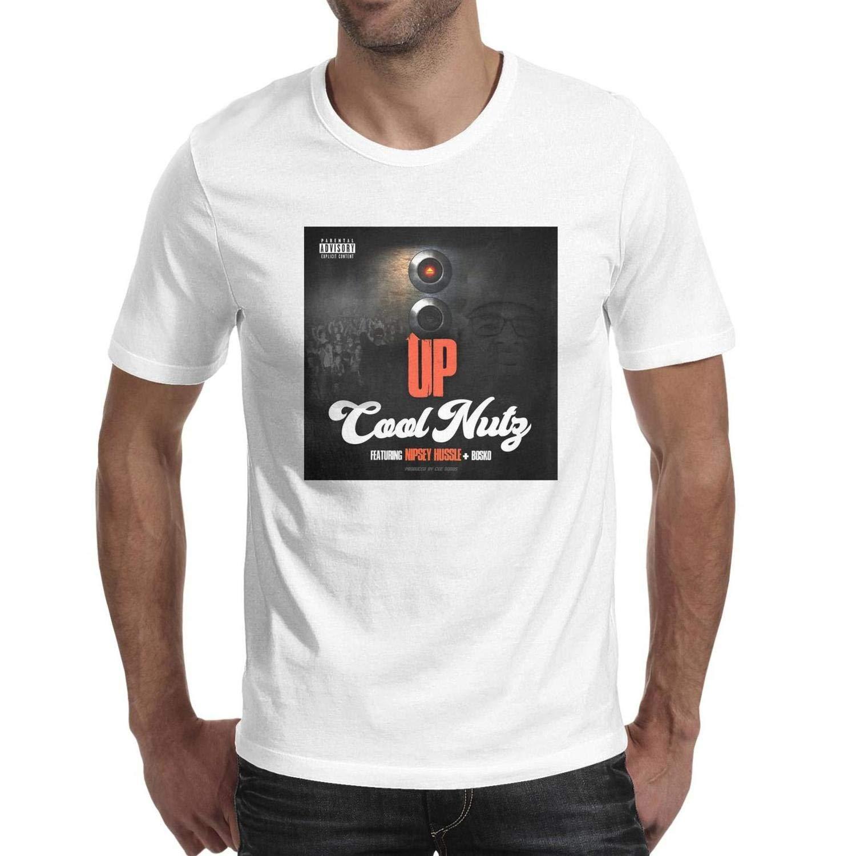 Short Sleeve Cool Nutz Ft Bosko Nipsey Hussle I M Up Top Cool T Shirt 3974