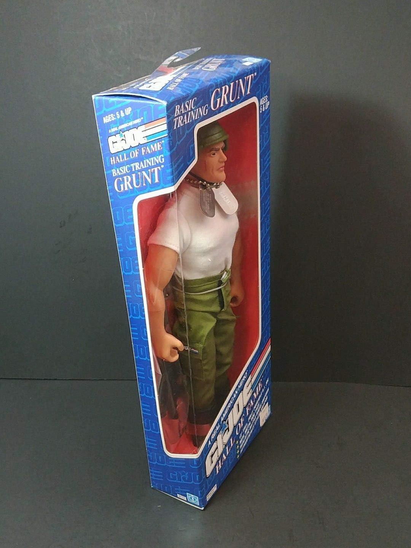 "1992 G.I Joe Hall of Fame Basic Training Heavy Duty 12/"" Figure NIB"