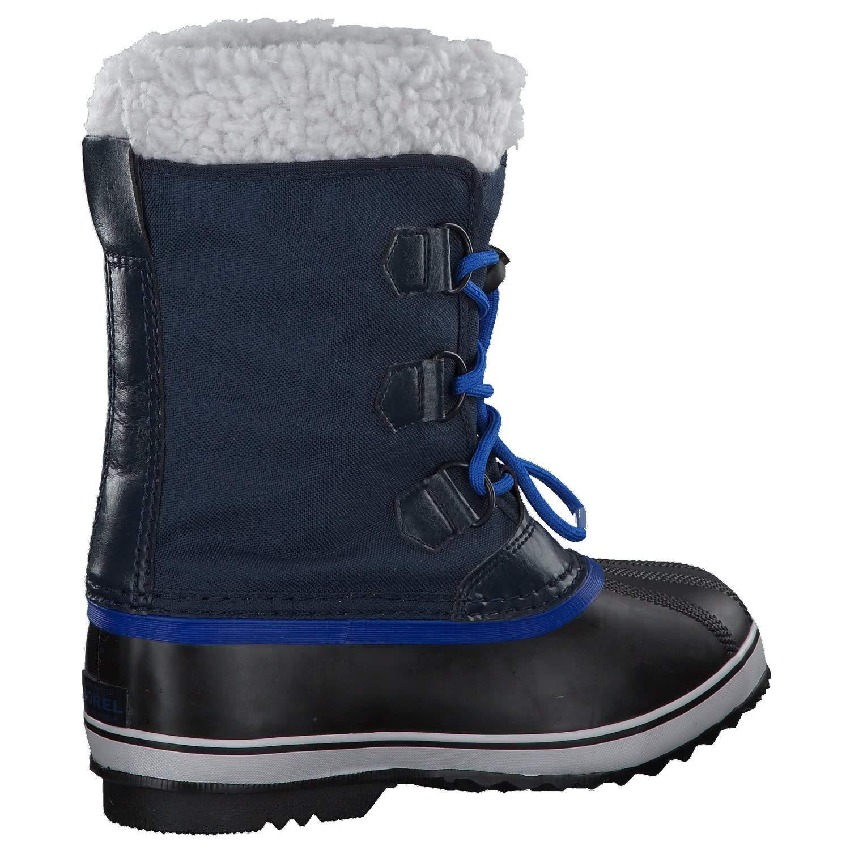 Sorel Yoot Pac Nylon Boot - Boys' Collegiate Navy/Super Blue, 6.0 by Sorel (Image #7)