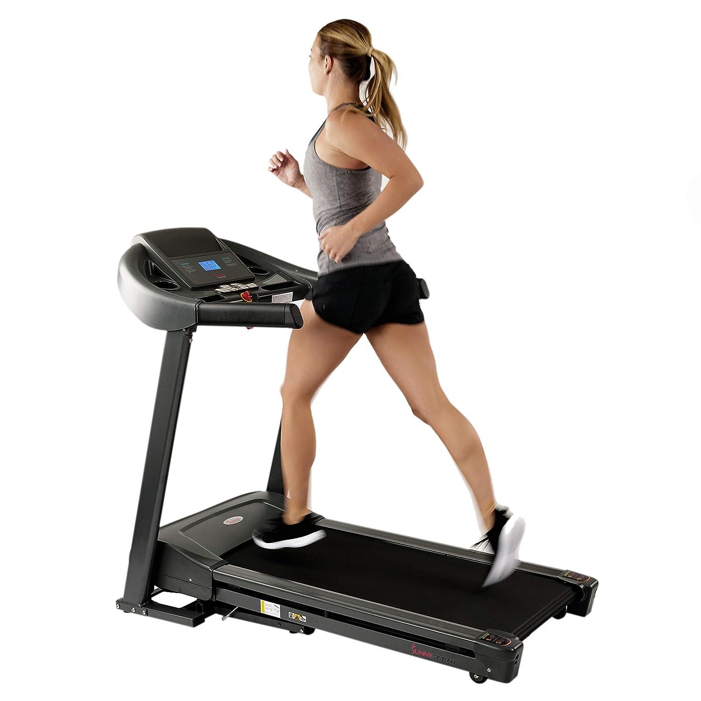 Sunny Health T7643 Walking Treadmill