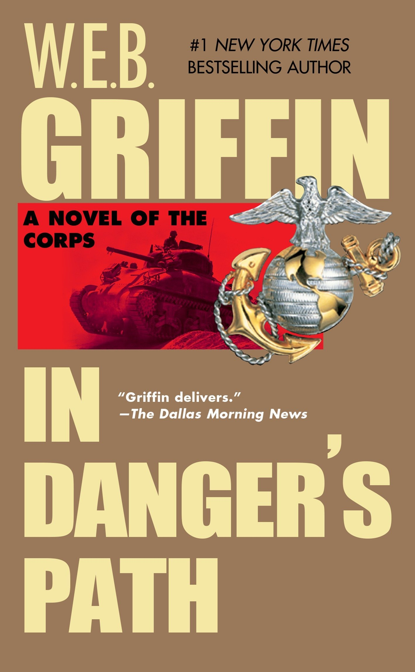 In Danger's Path (The Corps, Book 8) PDF