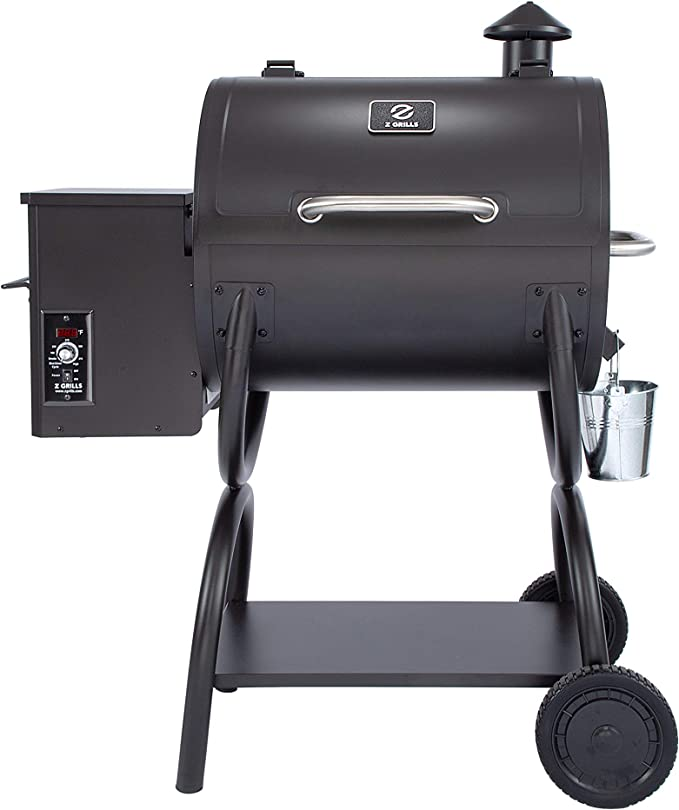 Z GRILLS Wood Pellet Grill & Smoker - Best for BBQ Trips