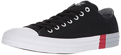 41d23b1047e Converse Men's Chuck Taylor All Star Tri-Block Midsole Low Top Sneaker