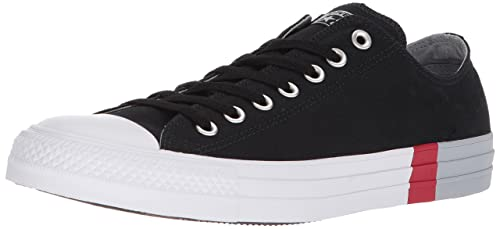 c1a00805262fdc Converse Men s Chuck Taylor All Star Tri-Block Midsole Low Top Sneaker