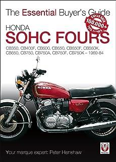 honda cb350f cb400f cb500 cb550 clymer repair manual clymer manuals rh amazon com 1975 Honda CB550K 1975 Honda CB550K