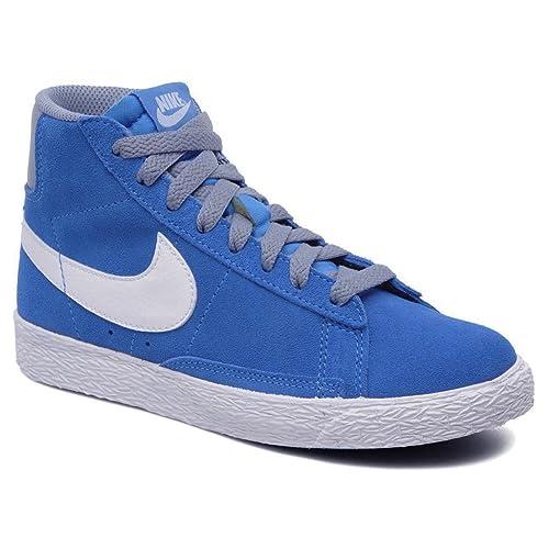 sale retailer 882c9 0df7b Mainapps Azzurro Nike Amazon Jr Scarpe Blazer Mid 5 35 xqPgwRF0BP