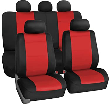MG ZS ALL YEARS HEAVY DUTY BLACK FULL SET WATERPROOF SEAT COVERS