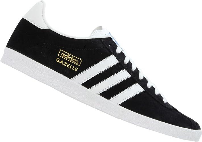 Adidas Gazelle Herren Freizeitschuhe schwarz