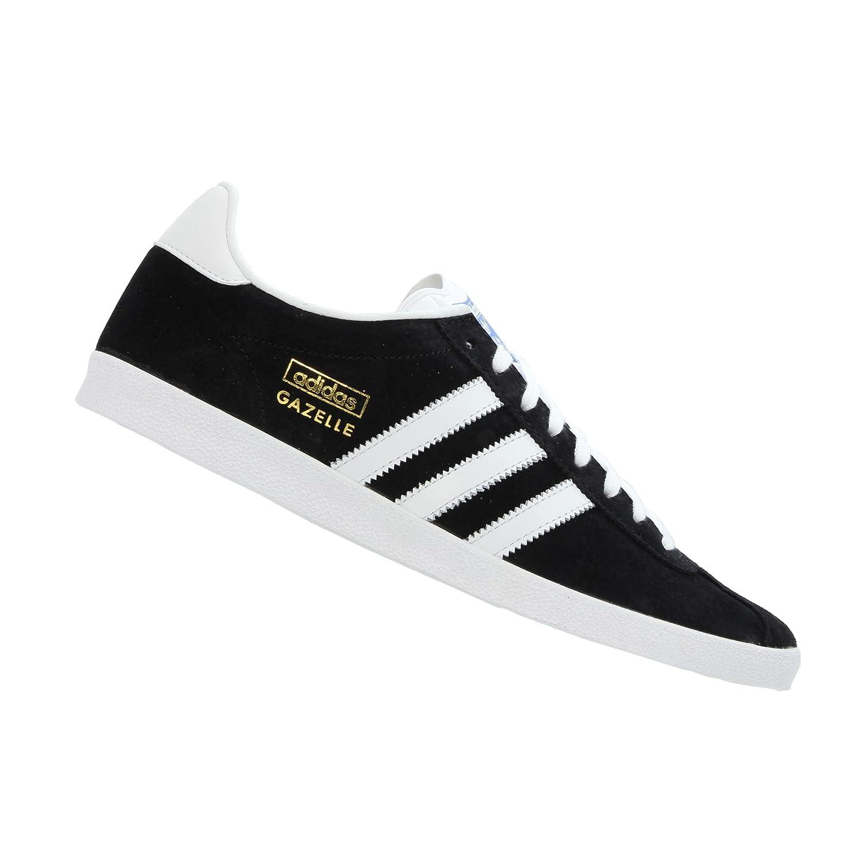 adidas Originals Gazelle OG  Unisex Erwachsene Sneakers Black White FV1