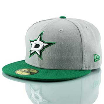 buy popular 102b6 a6a8e New Era Dallas Stars 2-Tone 59FIFTY Fitted NHL Hat 7