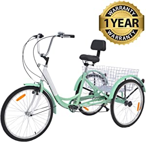 Best 3 Wheel Bikes for Seniors Reviews 2020 [5 Great Choice for Adult] 5