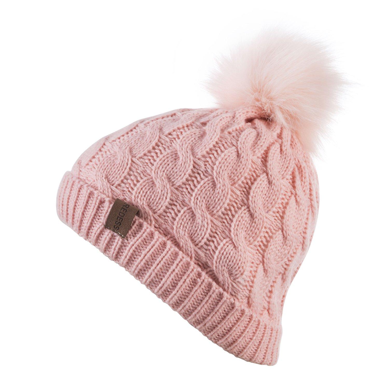 Girls Kids Crochet Cartoon Unicorn Winter Hat With Scarf Hooded Knitting  Beanie MR-002 619b1d32fc1b