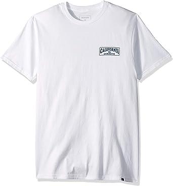 QUIKSILVER Ca Sunshine - Camiseta para hombre: Amazon.es: Ropa y accesorios