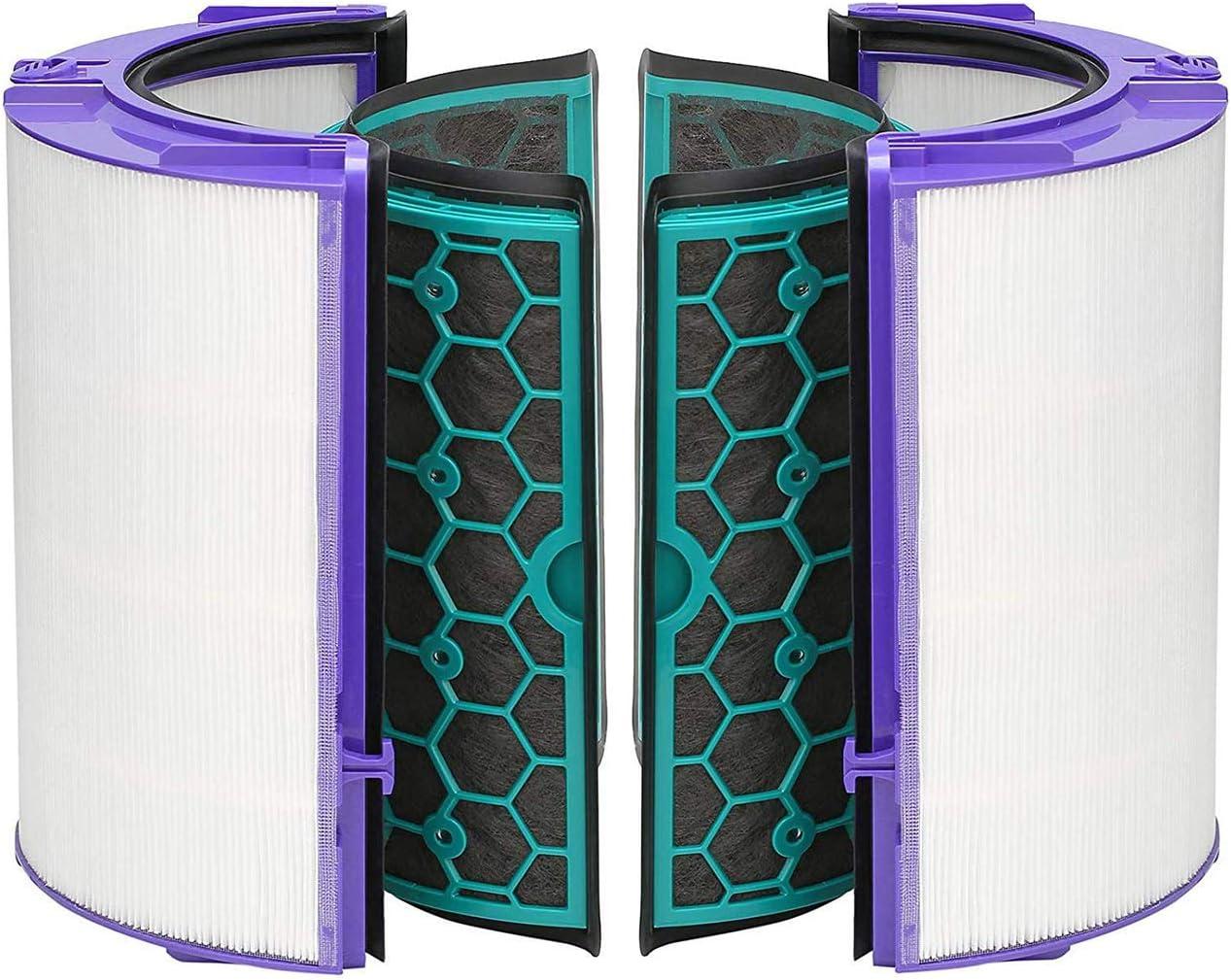 LongRong para Dyson DP04 HP04 TP04 Pure CoolTM Filtro HEPA de ...