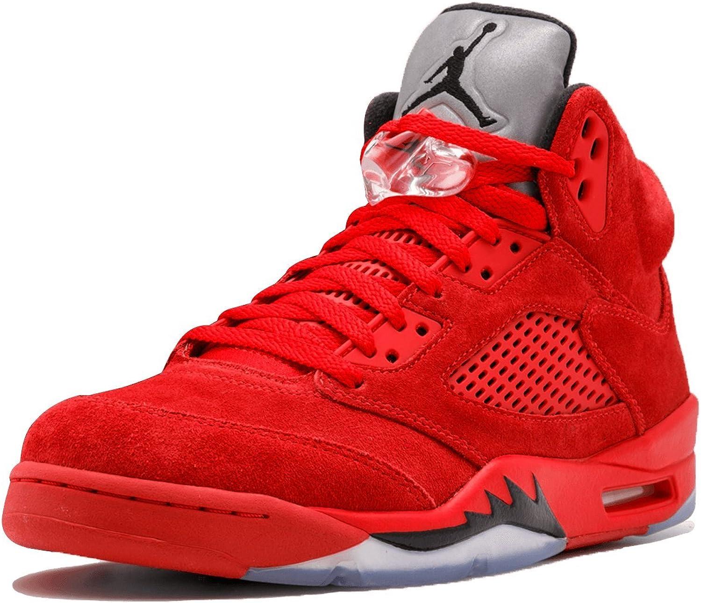 Nike AIR Jordan 5 Retro 'RED Suede