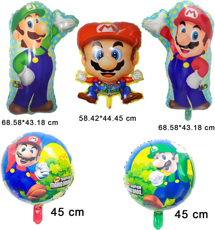 Amscan International 3483701/Luigi palloncino foil