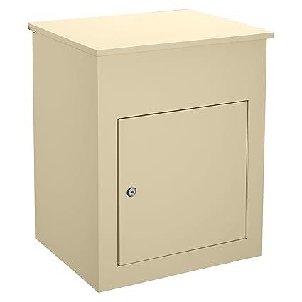 Harima Buzón de Correo Postal para Paquetes | Cajón Grande para Entregas en su Ausencia |