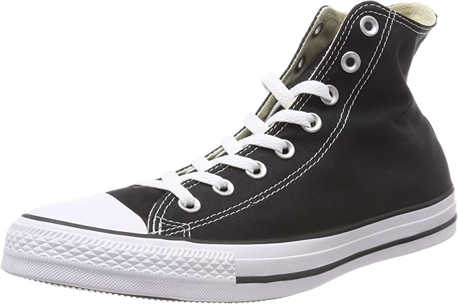 a60ace08a7ce9b Converse M9160  Chuck Taylor All Star High Top Unisex Black White Sneakers
