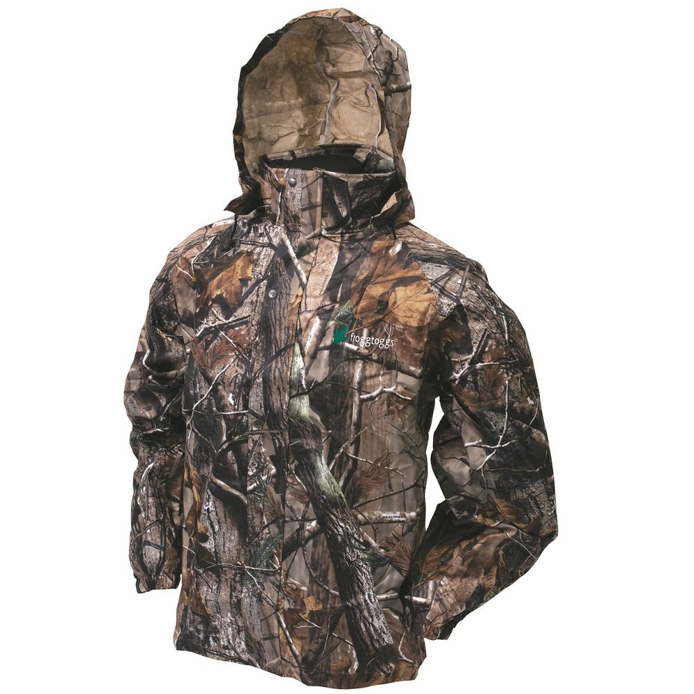 Frogg Toggs AS1310-54-LG All Sport LG Realtree Xtra Rainsuit, Camo, Large by Frogg Toggs (Image #1)