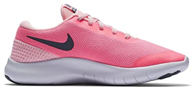 9ed2bef43935 Nike Kids Flex Experience RN 7 (GS) Arctic Punch LT Carbon Sunset Size 3.5