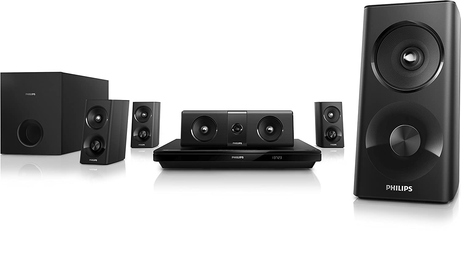 Philips HTS3578W/55 Home Theater Drivers for Windows 10