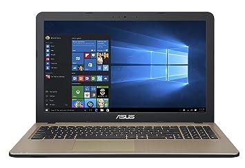ASUS X540 - Portátil de 15,6 (Intel Core i3-4005U 1,70 GHz, 4 GB RAM, 1 TB HDD, Windows 10), Color Negro: Amazon.es: Informática