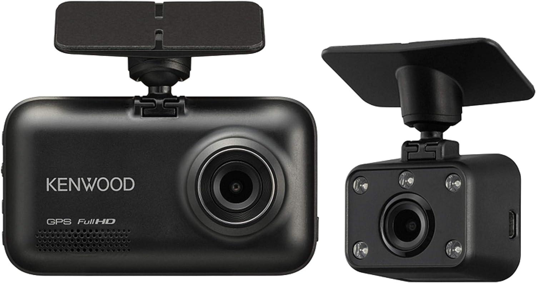 ケンウッド 車室内撮影対応2カメラドライブレコーダー DRV-MP740