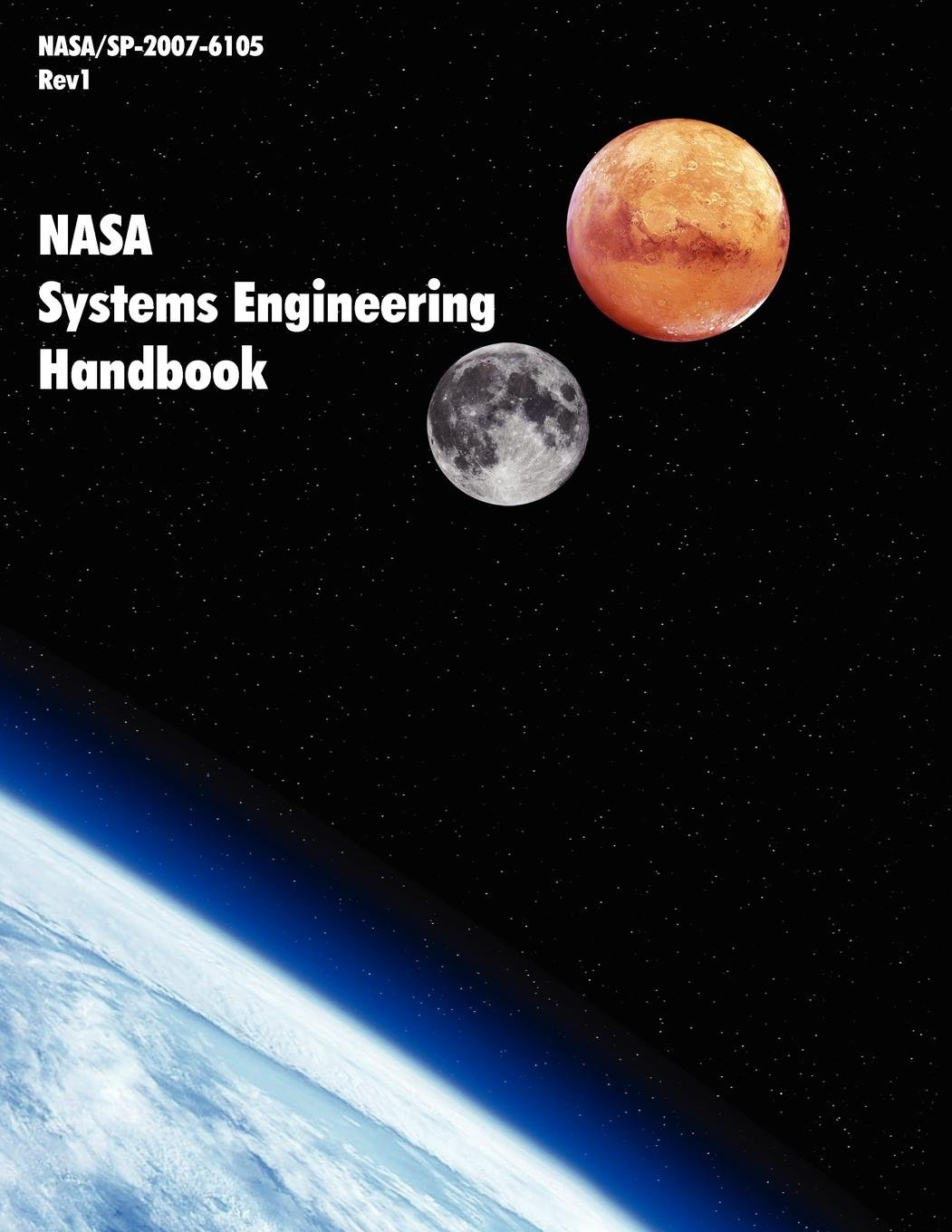 Download NASA Systems Engineering Handbook (NASA/SP-2007-6105 Rev1) PDF