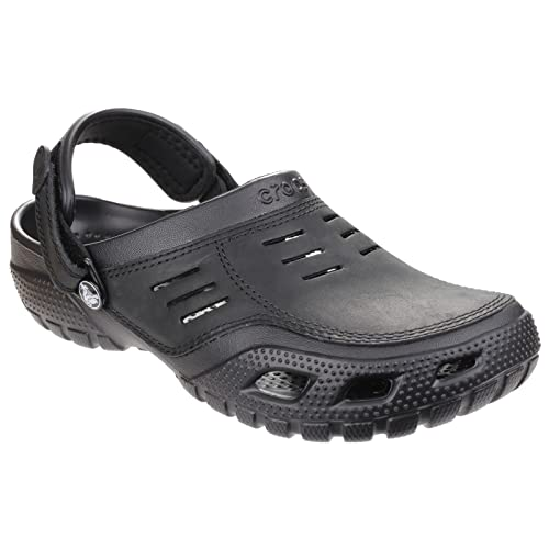 addcb94eb crocs Mens Yukon Sport 10931 Casual Shoes (8 UK) (Black)  Buy Online ...