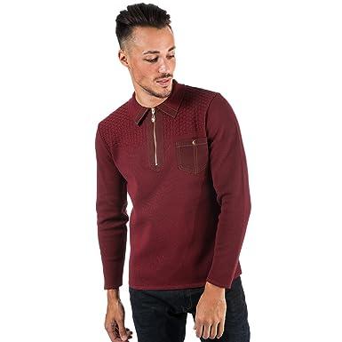 Gabicci - Polo - para Hombre Rojo Rosso Medium: Amazon.es: Ropa y ...